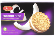 Dare Coconut Creme Cookies 3 Boxes