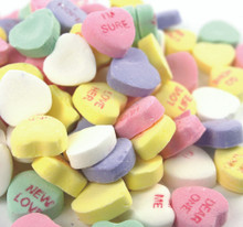Classic Conversation Hearts 2 lbs FREE SHIPPING