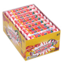 Giant Smarties 36 ct Box Free Shipping