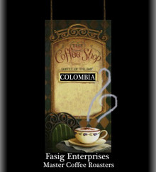 Colombian Mild 4 # Whole Bean