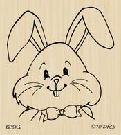 Big Bunny Face - 639G