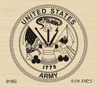 Army Seal - 919G