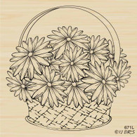 Daisy Basket - 671L