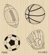 Four Corner Sports - 734G