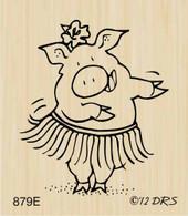 Hula Pig - 879E