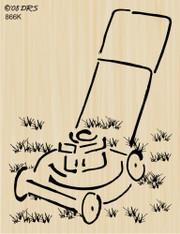 Brush Lawn Mower - 866K