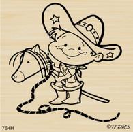 Saddle Up Cowboy - 764H