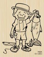 Proud Catch Fisherman - 765K