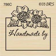 Sunflower Handmade By - 786C