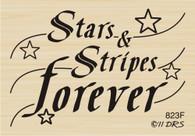 Stars Stripes Forever - 823F