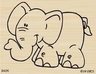 Jungle Jim the Elephant - 842K