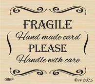Handmade Fragile - 096F