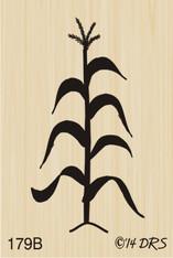 Silhouette Corn Stalk - 179B