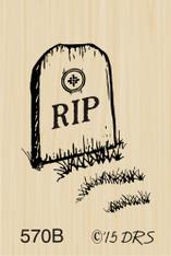 RIP Tombstone - 570B