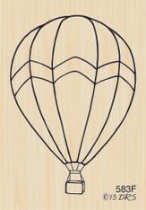 Hot Air Balloon - 583F