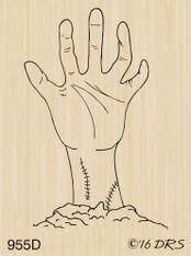 Zombie Hand Wave - 955D