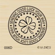 Irish Good Luck Circle - 006D