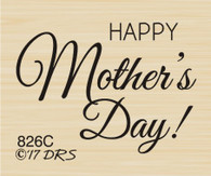 Happy Mother's Day - 826C