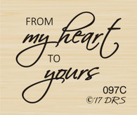 My Heart to Yours - 097C