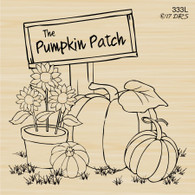 Pumpkin Patch - 333L