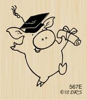 Graduation Pig - 567E