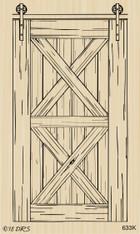 Barn Door - 633K