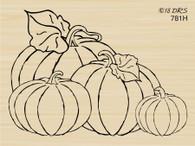 Pumpkin Pile - 781H