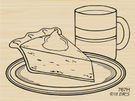Pie and Coffee - 767H