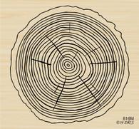 Tree Slice Woodgrain - 816M