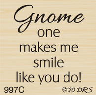 Gnome Smile Greeting - 997C