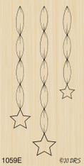 Star Streamers - 1059E