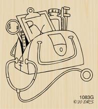 Medical Bag - 1083G