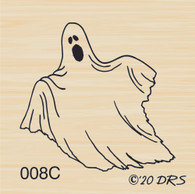 Small Flying Ghost - 008C