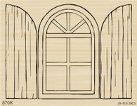 Arched Window - 370K