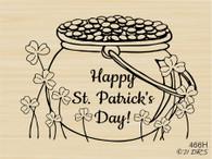 St. Patrick's Pot of Gold - 466H