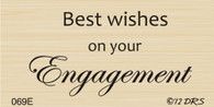Engagement Wishes Greeting - 069E