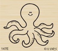 Happy Octopus - 147E