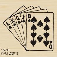 5 Cards - 157D