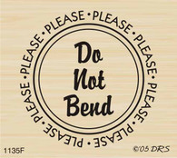 Do Not Bend - 1135F