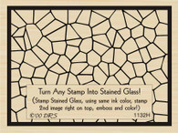 Small Stained Glass - 1132H
