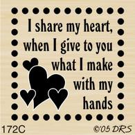 Share My Heart - 172C