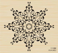 Large Filigree Snowflake - 1119M