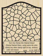 Arch Stained Glass - 200K