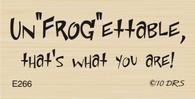 Un'Frog'ettable Greeting - 266E