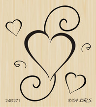 Hearts and Scrolls - 271G