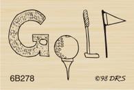 Golf - 278B