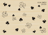 Shamrock Background - 326H