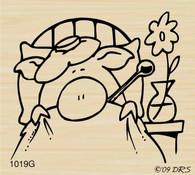Leonard Pig Sickday Blues - 1019G