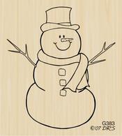 Simply Snowman - 383G