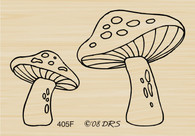 Toadstools - 405F